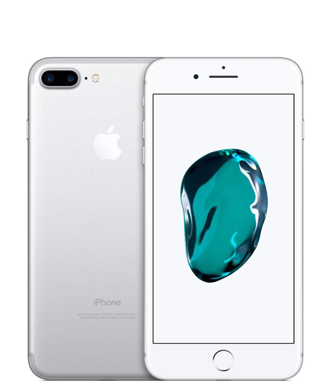 half off 343dc a50a7 iPhone 7 Plus 128GB Silver