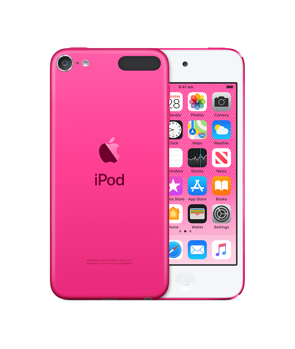 Ipod Touch 32gb Pink Apple Au